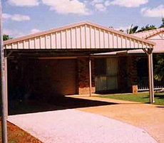Gable-Carports