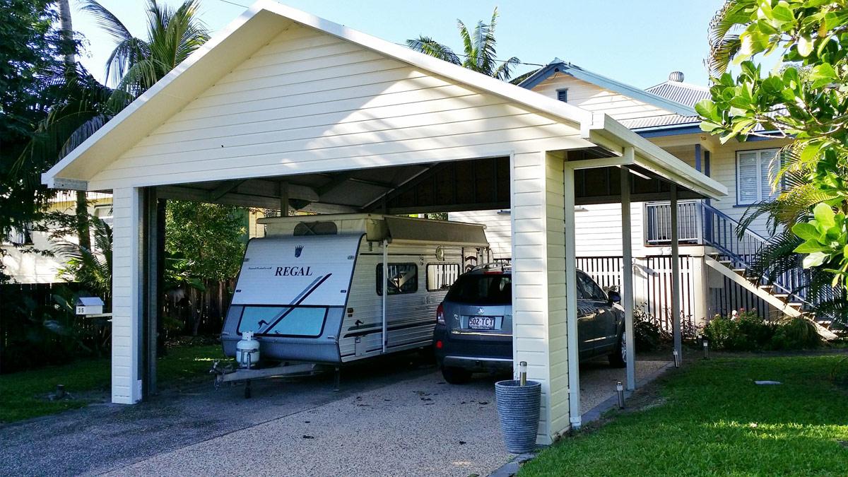 Gable Carports Shed Alliance Brisbane